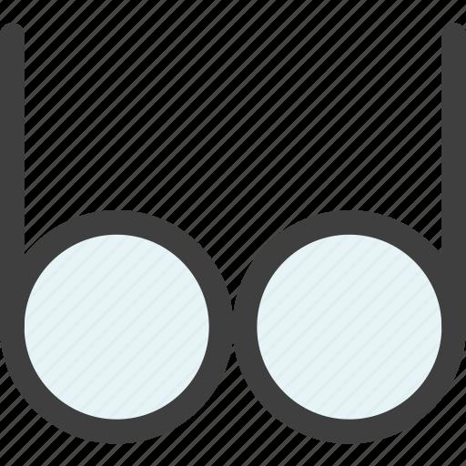 eye, find, glasses, search, see, seek, spy icon