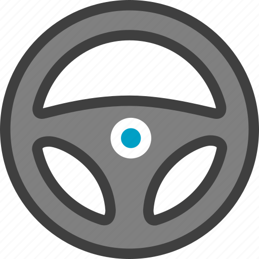configuration, control, driver, gear, options, steering, wheel icon