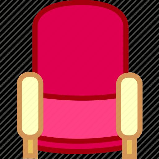 chair, free, furniture, sofa icon