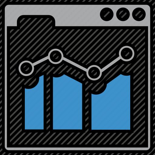 adwords, analytics, business strategy, campaign, seo, social media, web designer icon