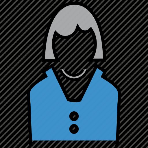analytics, business strategy, businesswomen, seo, social media, web designer icon