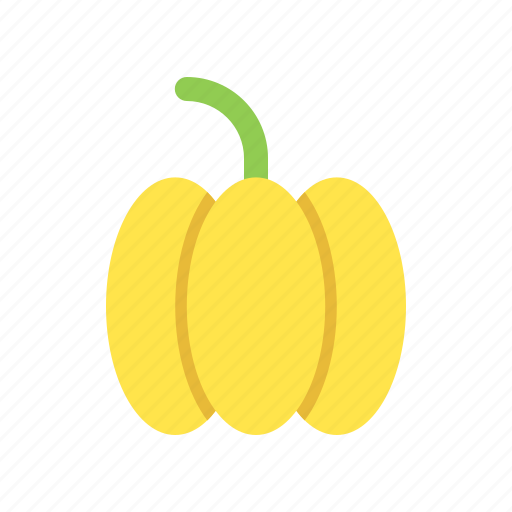 bell pepper, paprika, vegetable icon