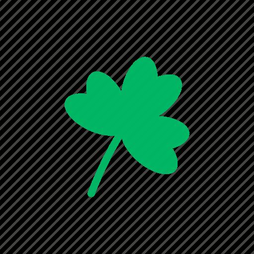 Clover, leaf icon - Download on Iconfinder on Iconfinder