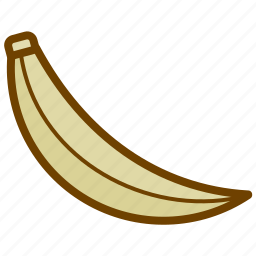 banana, food, fruit, health icon