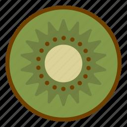 food, fruit, health, kiwi icon