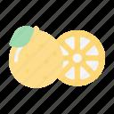 grapefruit, fruit, food, juicy, tropical fruit