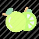 lime, fruit, food, juicy, tropical fruit
