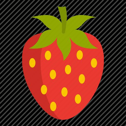 berry, fresh, freshness, organic, ripe, strawberry, sweet icon