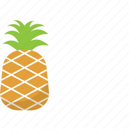 fruit, pineapple icon