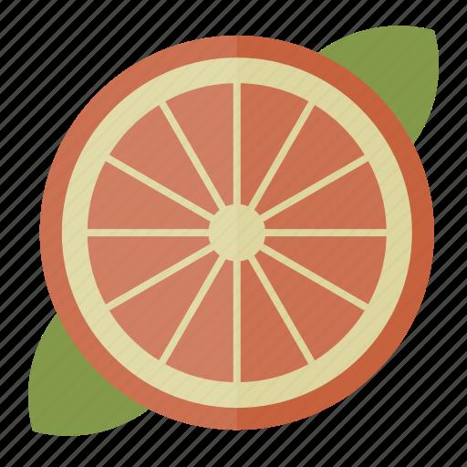 food, fruit, health, orange icon