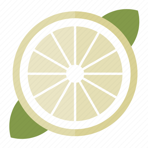 food, fruit, health, lemon icon