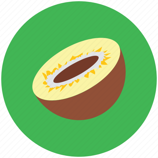 diet, food, fruit, kiwi fruit, nutrition, organic icon