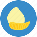 citrus maxima, food, fruit, pomelo, shaddock icon