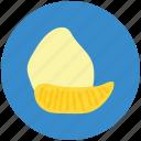 citrus maxima, food, fruit, pomelo, shaddock icon