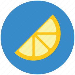 citrus, food, fruit, healthy diet, lemon, lemon slice, lime icon