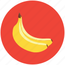 bananas, food, fruit, healthy diet, plantains