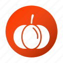 food, halloween, pumpkin, tasty, vegetable icon