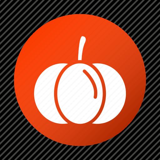 food, halloween, pumpkin, tasty, vegetable icon