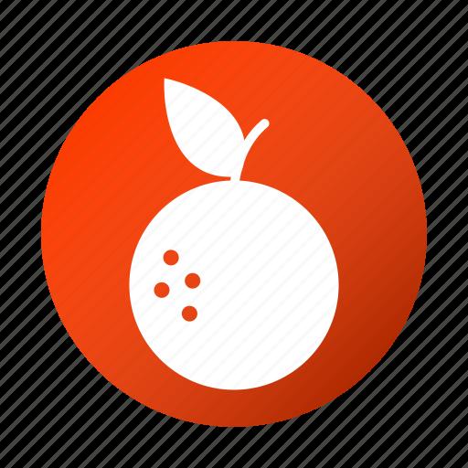 food, fruit, orange, tasty icon