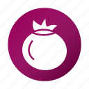 fruit, onion, vegetable icon