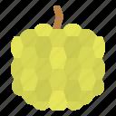 apple, custard, fruit, oragnic, vegetable