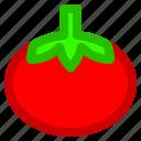 food, fruit, meal, tomato, vegetable, vegie