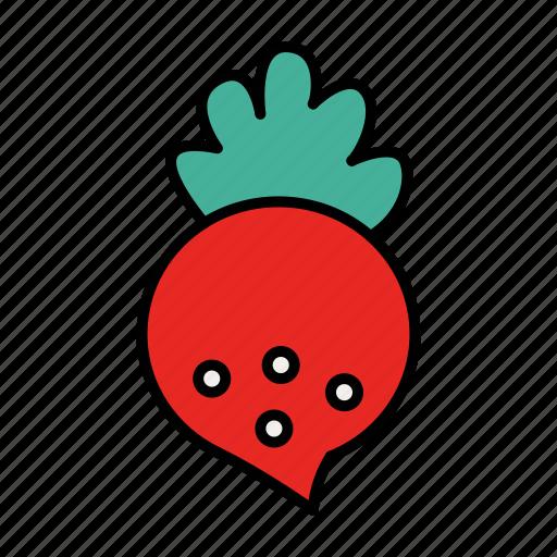food, healthy, leaf, mustard, vegetable icon