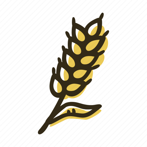 bakery, field, food, grain, ingredient, pastry, wheat icon
