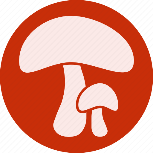 food, fruit, fruits, gastronomy, mushroom, veg, vegetable icon