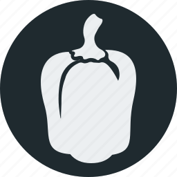 capsicum, food, fruit, fruits, gastronomy, veg, vegetable icon