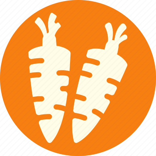 carrot, cooking, food, fruit, fruits, gastronomy, veg icon