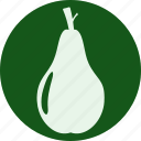 food, fruit, fruits, gastronomy, pear, veg, vegetable icon