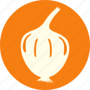 food, fruit, fruits, gastronomy, onion, veg, vegetable icon