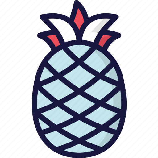 Eating, food, fruit, health, pineapple icon - Download on Iconfinder