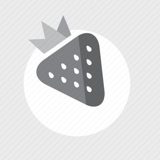 application, cooking, food, fruit, g, game, gray, healthy, kitchen, play, strawberry, vegetable icon