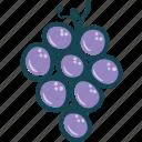 fruit, fruits, grape, healtly, sweet, wine