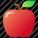 apple, food, fresh, fruit, healthy