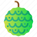 apple, custard, food, fresh, fruit, healthy