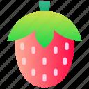 food, fresh, fruit, healthy, strawberry