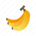 banana, fruit, healthy, diet, nutrition, tropical, sweet