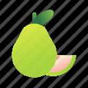 guava, fruit, fresh, healthy, organic, tropical, guajava