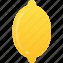 eating, food, fruit, health, lemon icon