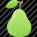 eating, food, fruit, health, pear