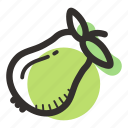 food, garden, healthy, pear, sweet, tree icon