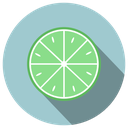 citrus, delicious, fresh, fruit, heat, lemon, limao, sour, summer icon