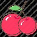 cherry, fruit, healthy, food