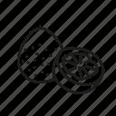 farm, food, fruit, nature, organic, pomelo icon