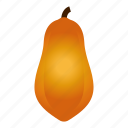 diet, food, fruit, healthy food, papaya, vegetarian icon