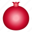 diet, fruit, healthy, healthy food, pomegranate, sweet, vegetarian icon