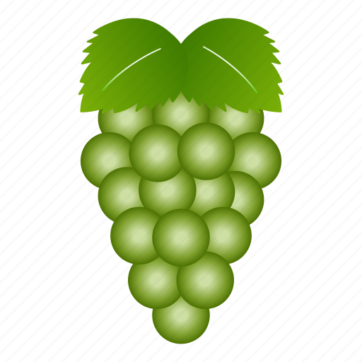 food, fruit, fruits, grape, grapes, healthy, tropical icon